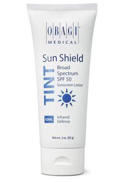 Obagi Medical Sun Shield Cool Tint Broad Spectrum SPF 50