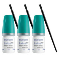 Latisse Bundle -Three 5ml Bottles