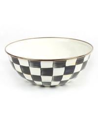MacKenzie-Childs Courtly Check Medium Everyday Bowl