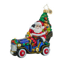 Merry Motoring By Christopher Radko