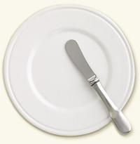 Match Convivo Bread Plate