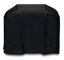 "Two Dogs 54"" Cart Style Grill Cover - Black"