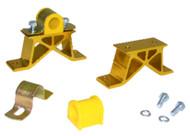 Whiteline Rear Sway bar Mount Kit - Heavy Duty 20mm | KBR21-20
