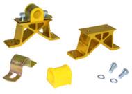 Whiteline Rear Sway bar Mount Kit - Heavy Duty 22mm | KBR21-22