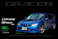 Subaru STI Front lip spoiler | 17060053