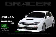 Subaru STI Front lip spoiler | 17060054