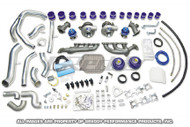 Nissan 350Z Bolt-on Turbo Kit TD05-18G | 11520093