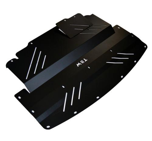 Infiniti HR G35 G37 and Nissan 370Z Aluminum Engine Splash Shield