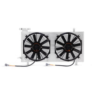Subaru Impreza WRX/STI Plug-N-Play Performance Aluminum Fan Shroud Kit 2008-2015