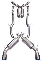 Injen Titanium Tipped CatBack Exhaust for Nissan 350Z SES1987TT