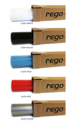 All Rego XP Gloss Colors