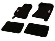 NRG Floor Mats for 2002-2007 Subaru WRX / STI (FMR-400)