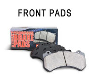 StopTech Street Performance Brake Pads FRONT for Infiniti G37 & Nissan 370Z Sport (309.13460)