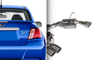 ARK Grip Catback Exhaust for 11-14 Subaru WRX & STI Sedan