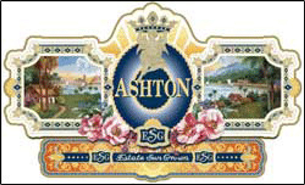 Ashton ESG 23 Year Salute Cigars - 6 1/4 x 52