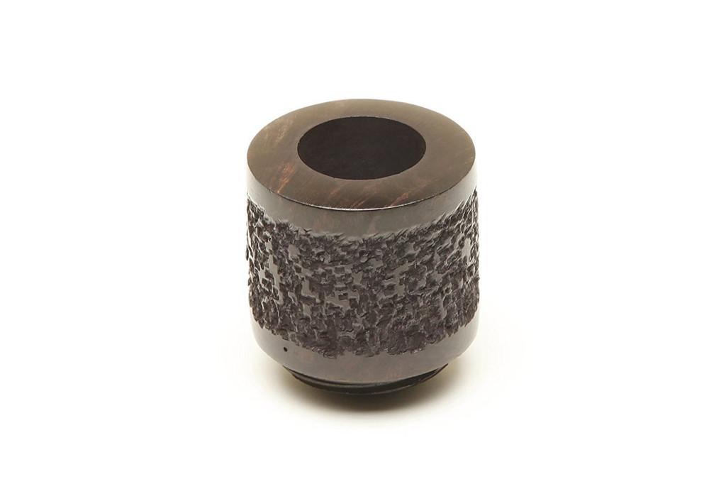 Falcon Dublin Standard Ruticated Tobacco Pipe Bowl