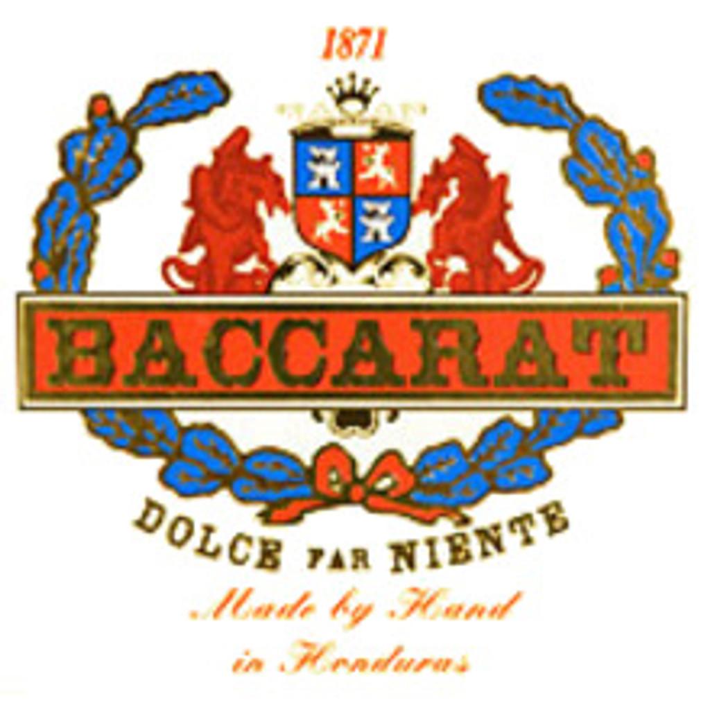 Baccarat Rothschild Cigars - 5 x 50