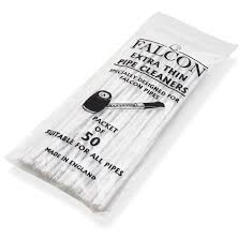 Falcon Extra Thin Cleaners (Package of 50)