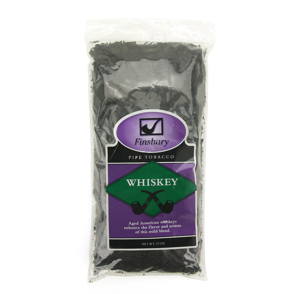 Finsbury Whiskey Pipe Tobacco | 12 OZ BAG