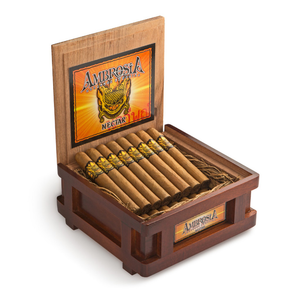 Ambrosia by Drew Estate Nectar Cigars - 5 x 42 (Box of 24)