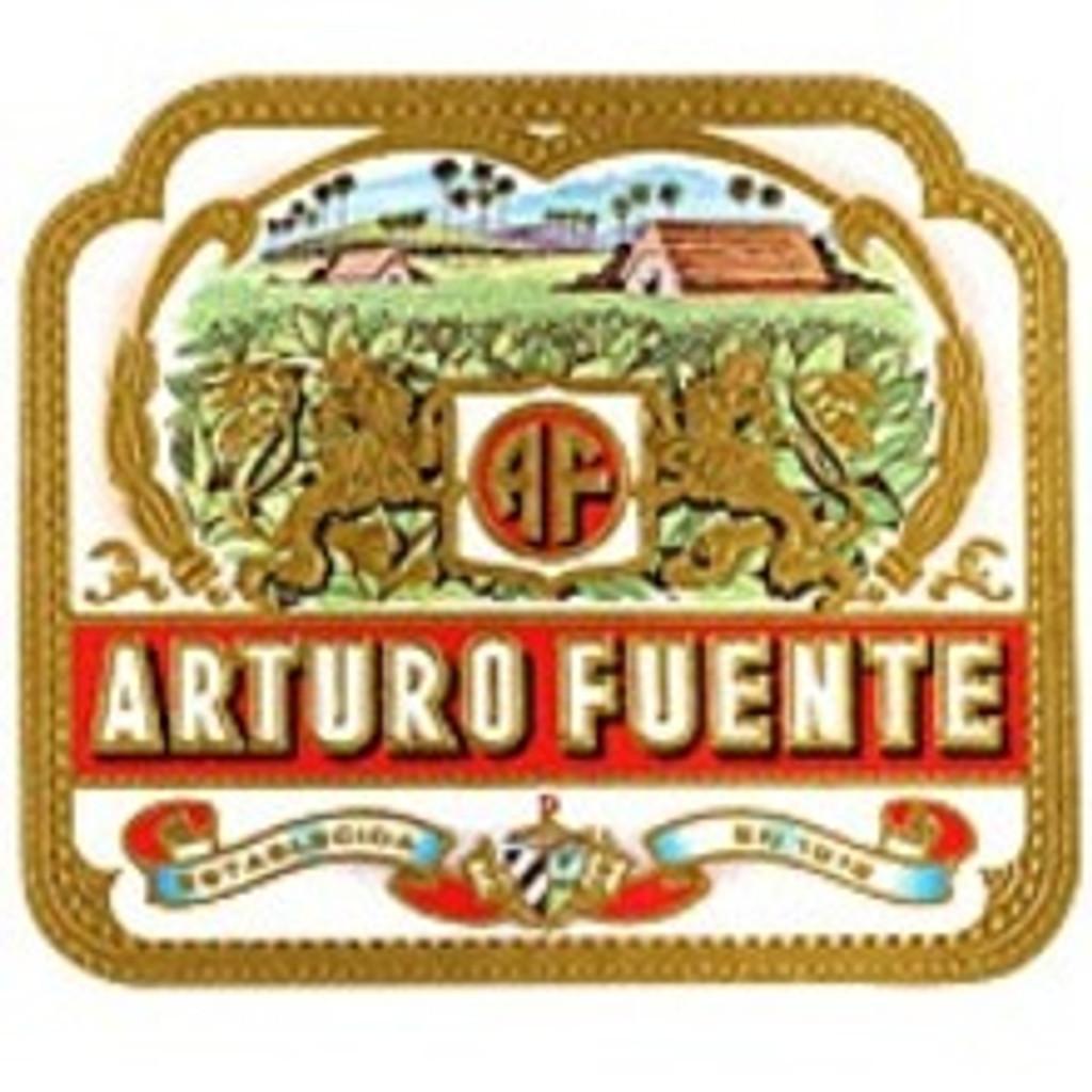 Arturo Fuente Churchill Natural Cigars - 7 1/4 x 48