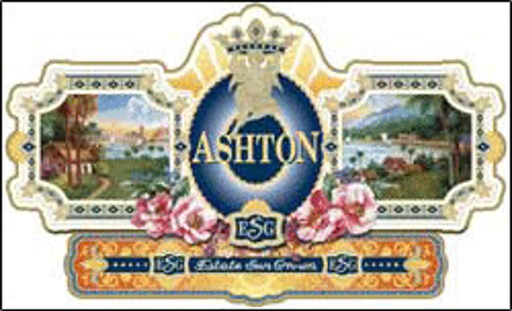 Ashton ESG 20 Year Salute Cigars - 6 3/4 x 49