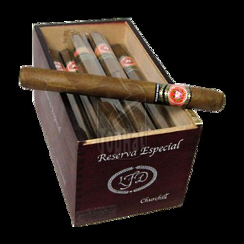 La Flor Dominicana Reserva Especial Churchill Cigars - 6 7/8 x 49