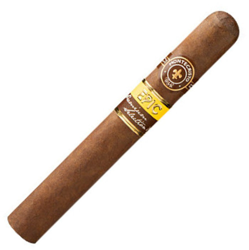 Montecristo Epic Toro - 6 x 52 Cigars (Box of 10)
