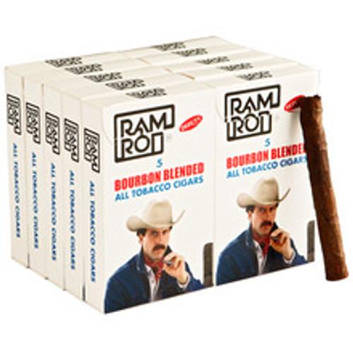 Ramrod Deputy Cigars (10 Packs Of 5) - Natural