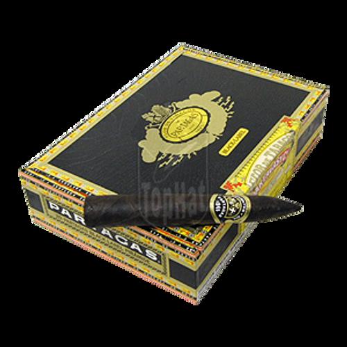Partagas Black Label Piramide Cigars - 6 x 60
