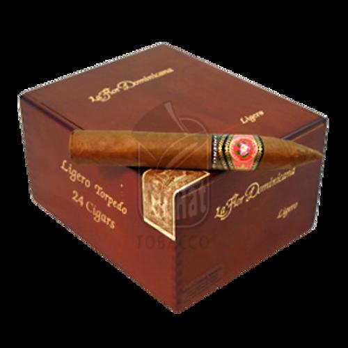 La Flor Dominicana Ligero Torpedo Cigars - 6 x 54