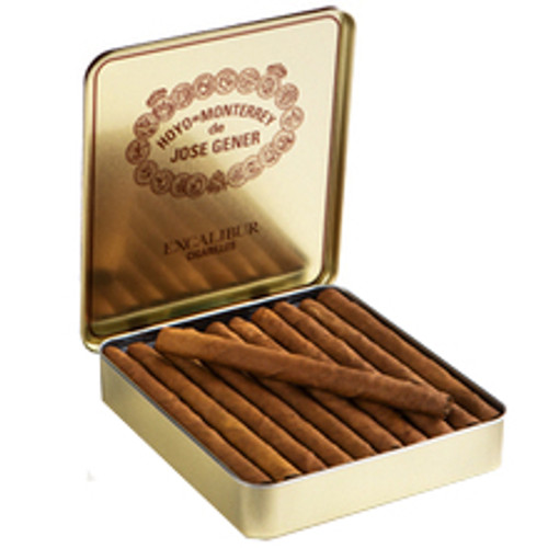 Hoyo De Monterrey Excalibur Cigarillos - 4 x 24 (10 Packs of 20) Cigars