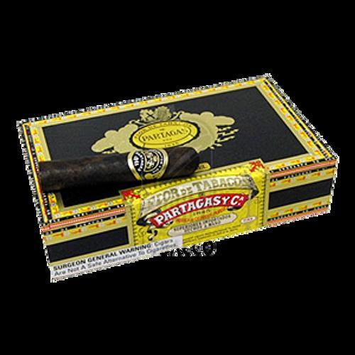 Partagas Black Label Bravo Cigars - 4 1/2 x 54