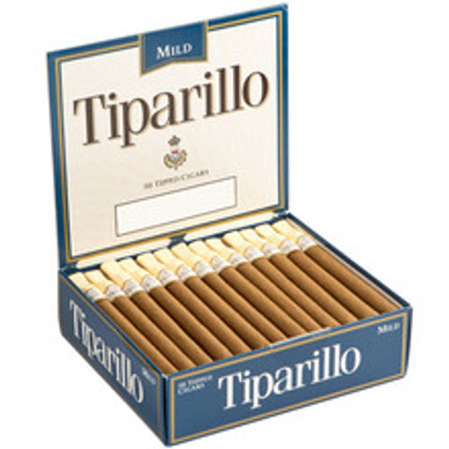 Tiparillo Regular Cigars (Box of 50) - Natural