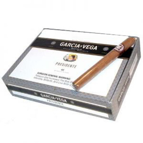 Garcia Y Vega President Cigars (Box of 40) - Natural