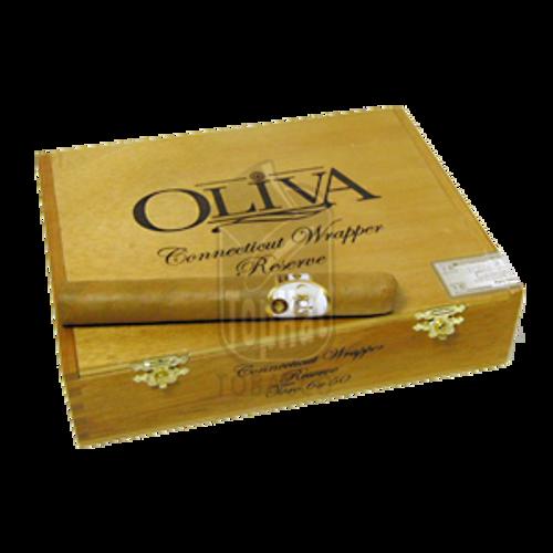 Oliva Connecticut Reserve Toro Cigars - 6 x 50