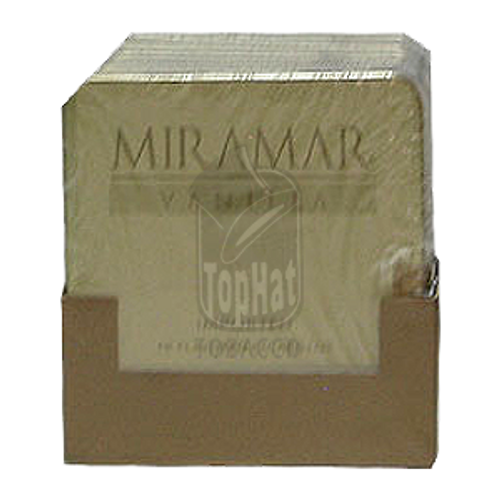 Miramar Vanilla Cigarillo - 3 1/4 X 20 (10 Tins of 10)