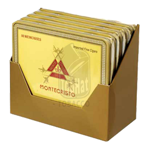 Montecristo Memories Cigars - 4 x 33