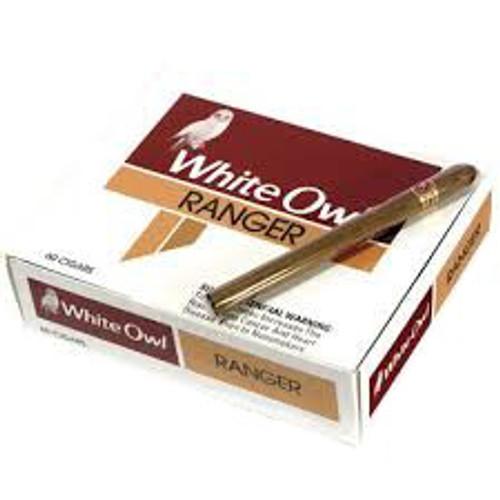 White Owl Ranger Cigars (Box of 60) - Natural