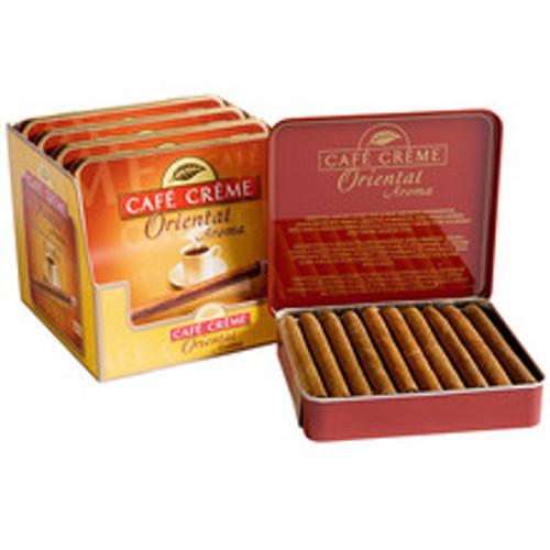 Henri Wintermans Cafe Creme Oriental Aroma Cigars (5 Tins Of 20) - EMS