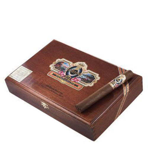 Ashton ESG 23 Year Salute Cigars - 6 1/4 x 52 (Cedar Chest of 25)
