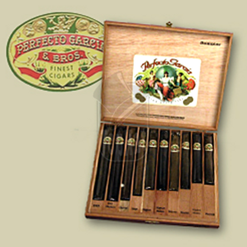 Perfecto Garcia Sampler - (Box of 10) Cigars