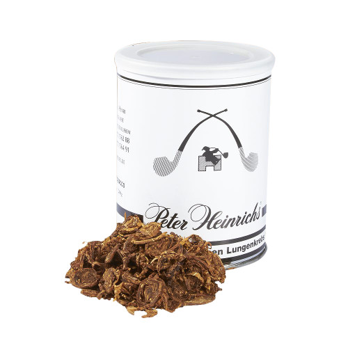 Peter Heinrichs Special Curly Pipe Tobacco | 3.5 OZ TIN