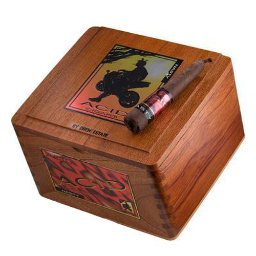 Acid Red Nasty Cigars - 4 x 52 (Box of 24)