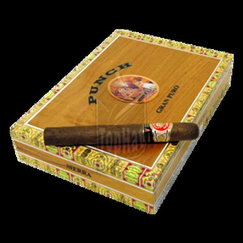 Punch Gran Puro Sierra Cigars - 6 1/2 x 48