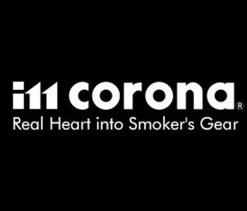 IM Corona Old Boy Black and Chrome Lighter