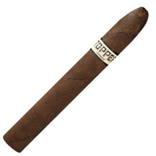 Topper Handmade Ebony - 5.5 x 47 Cigars