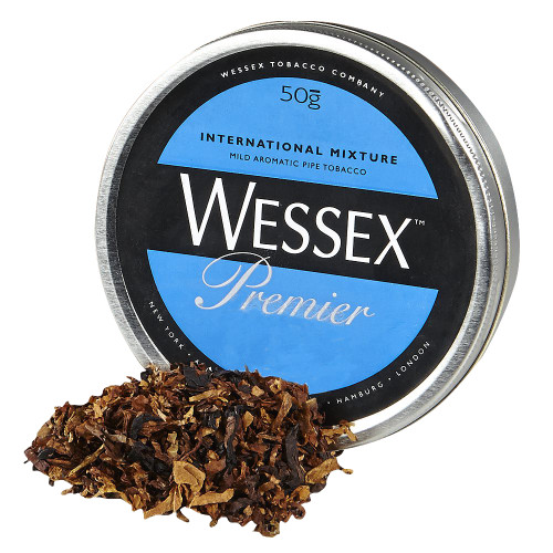Wessex Premier Pipe Tobacco | 1.75 OZ TIN