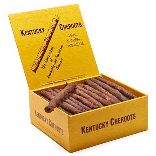 Kentucky Cheroots Cigars (Box of 50) - Natural