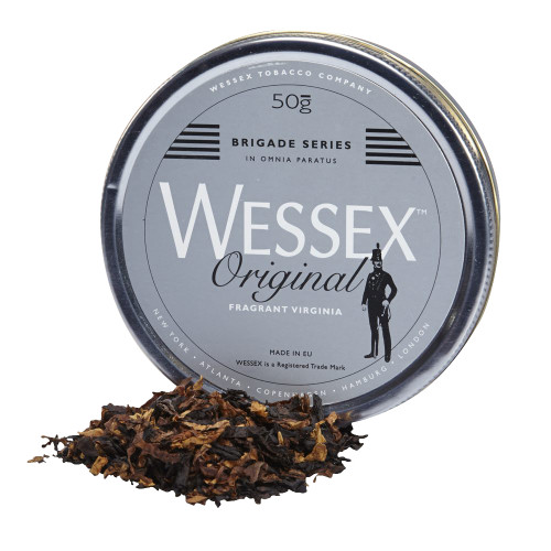 Wessex Brigade Original Pipe Tobacco | 1.75 OZ TIN